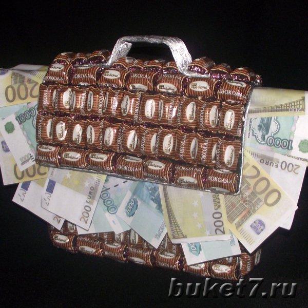 Букеты из конфет мужчине своими руками фото
