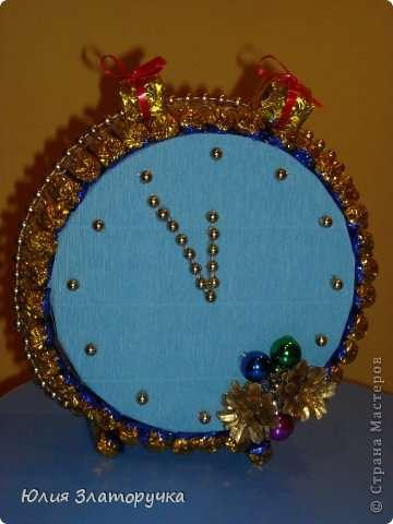 Как сделать часы из конфет своими руками фото 170