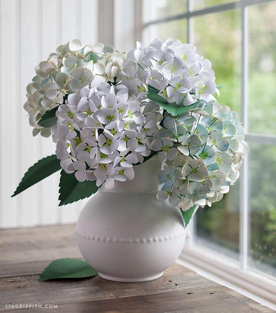 Большие цветы из гофрированной бумаги как делать 110
