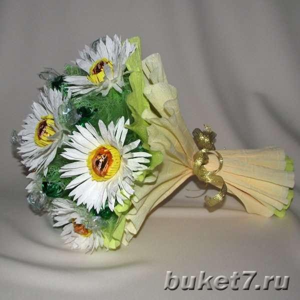 Букеты из цветов своими руками для начинающих