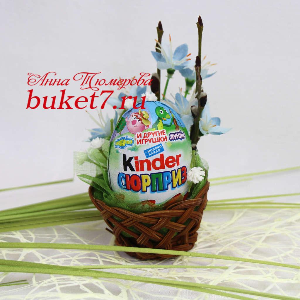 Яйцо фаберже из конфет мастер класс инструкция #12