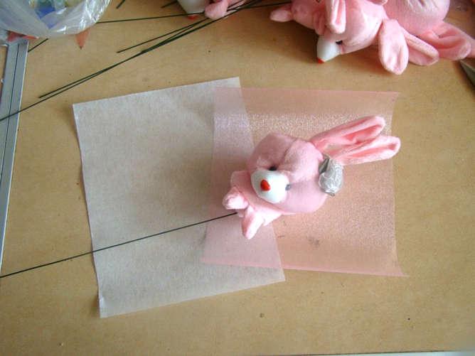 Букет из мягких игрушек своими руками пошаговое фото для начинающих
