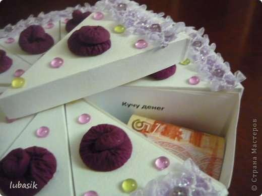 Торт с пожеланиями на день рождения своими руками