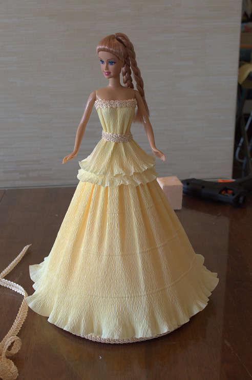 Букеты из конфет с куклами своими руками 183