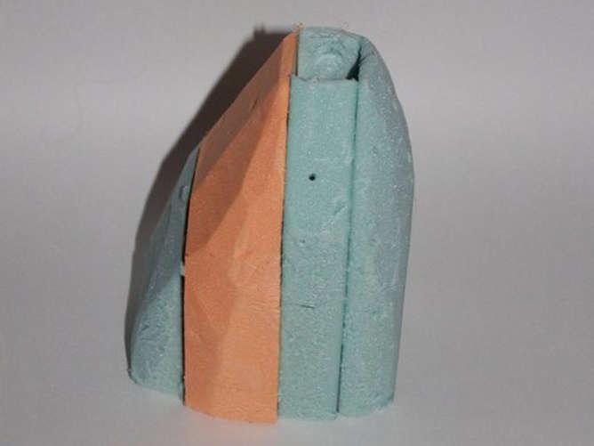Как сделать юбку из гофрированной бумаги