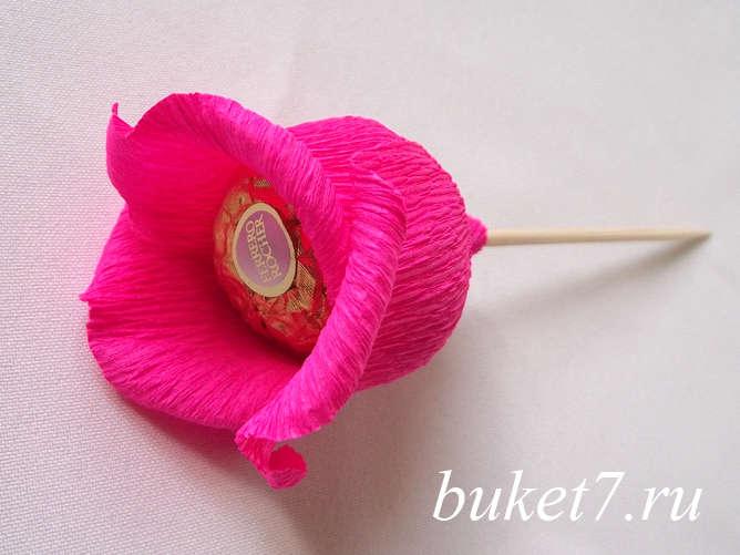 Роза из ферреро19