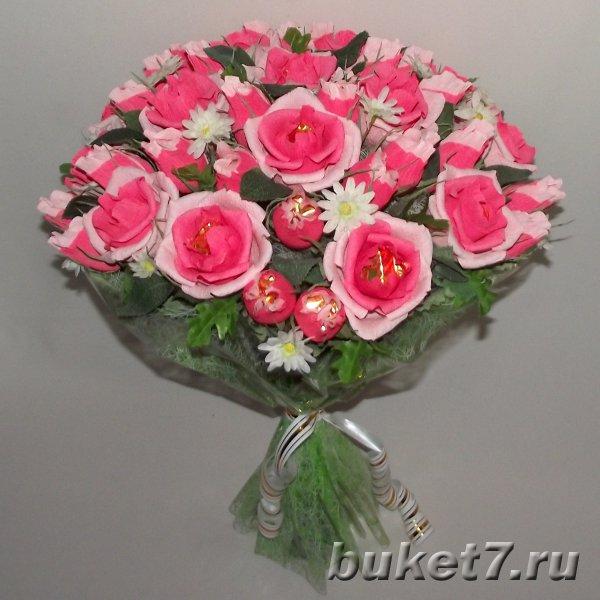 Сладкий букет заказать тюльпаны латекс купить